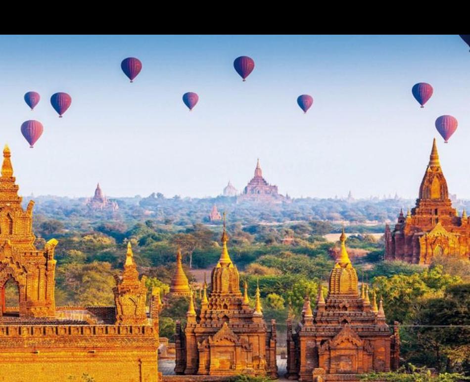 Circuit DESCOPERITI MYANMAR