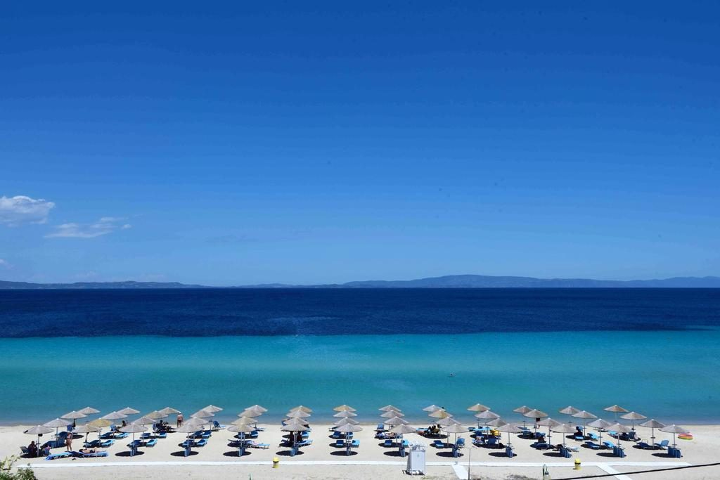 Halkidiki, Sithonia  Antigoni Beach Resort