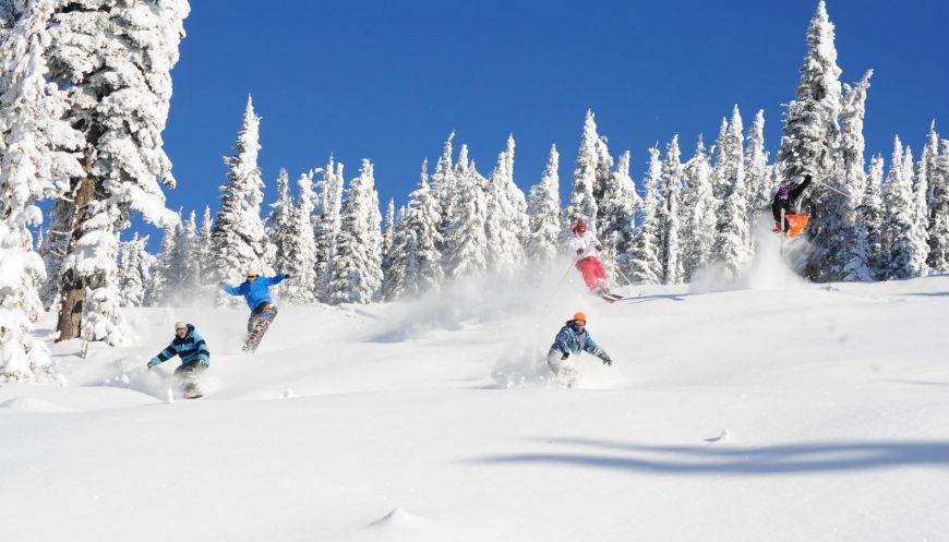 Oferte speciale de Revelion la schi