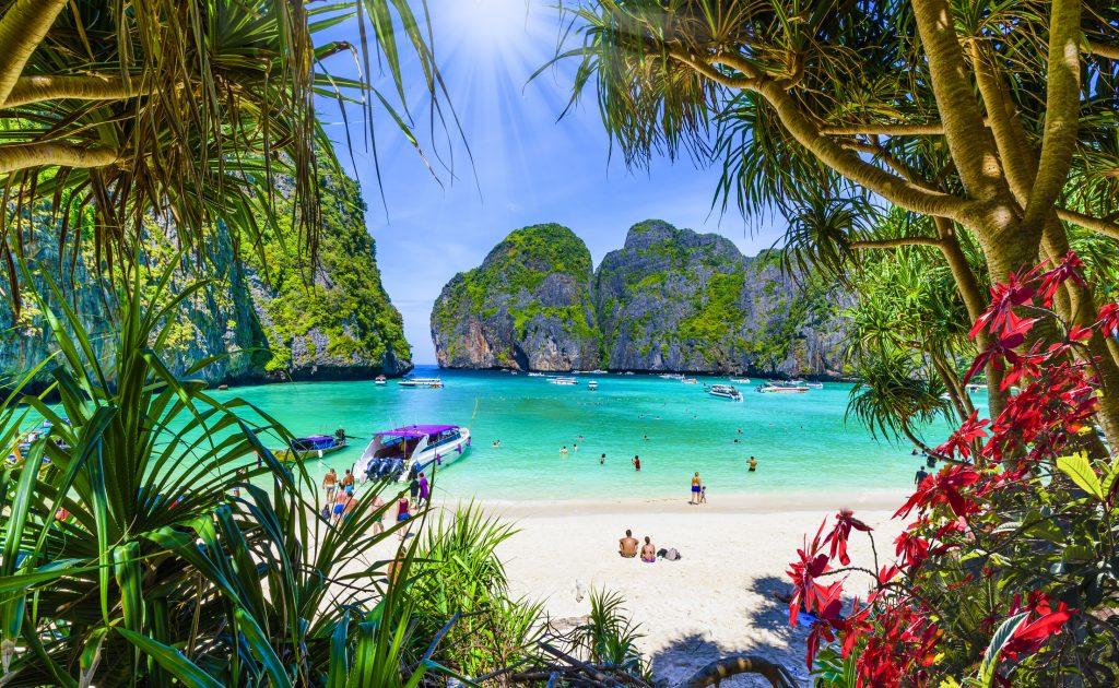 INSULA KOH PHI PHI - THAILANDA