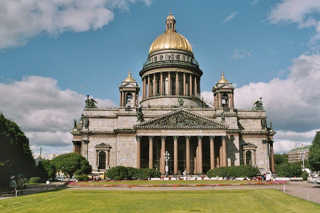 Weekend in St. Petersburg