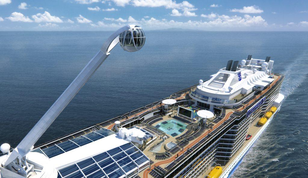 CROAZIERA DE REVELION IN BAHAMAS : Anthem of the Seas