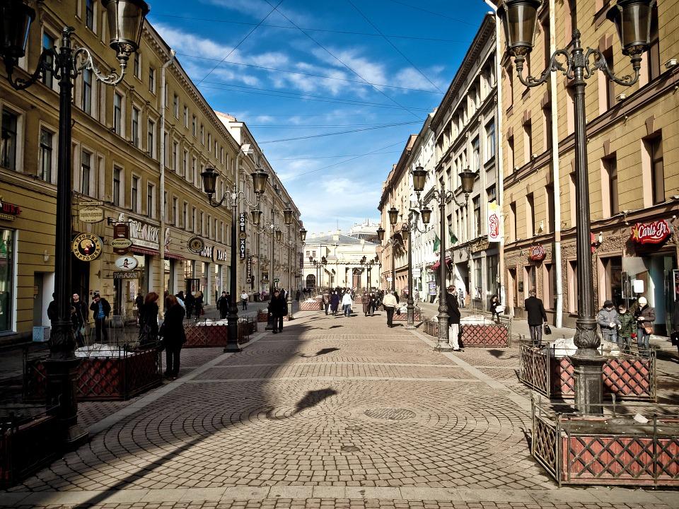 Moscova - Novgorod the Great - St.Petersburg