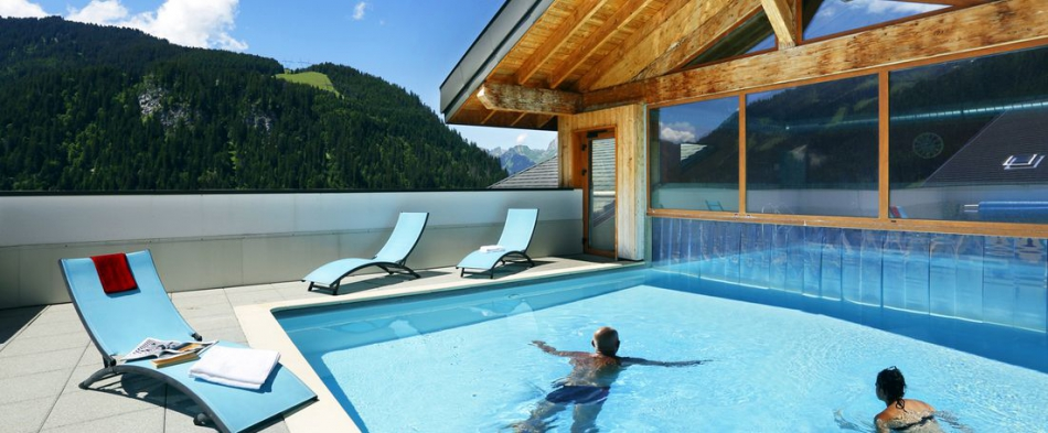 Residence Le Grand Lodge 3*, Chatel