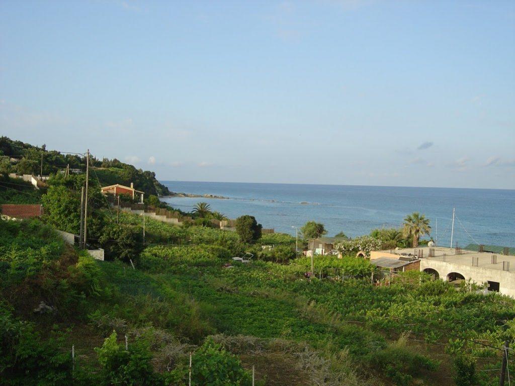 Drumetie in insula Corfu