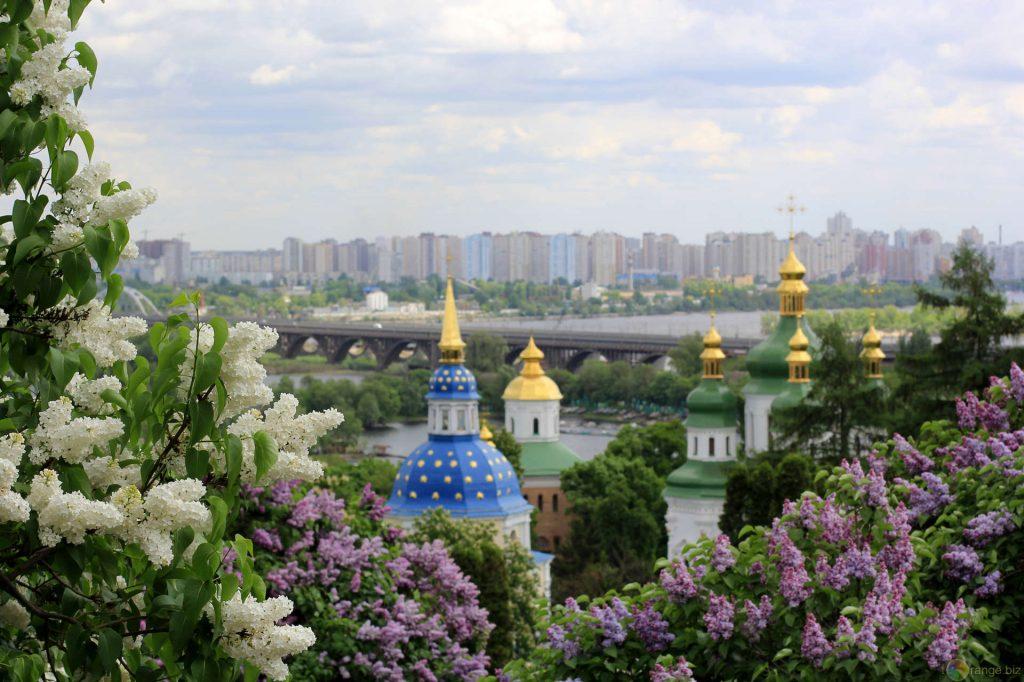 Vacanta in Kiev