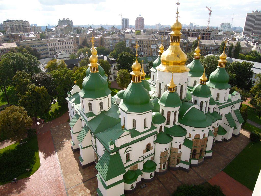 City Break in Kiev