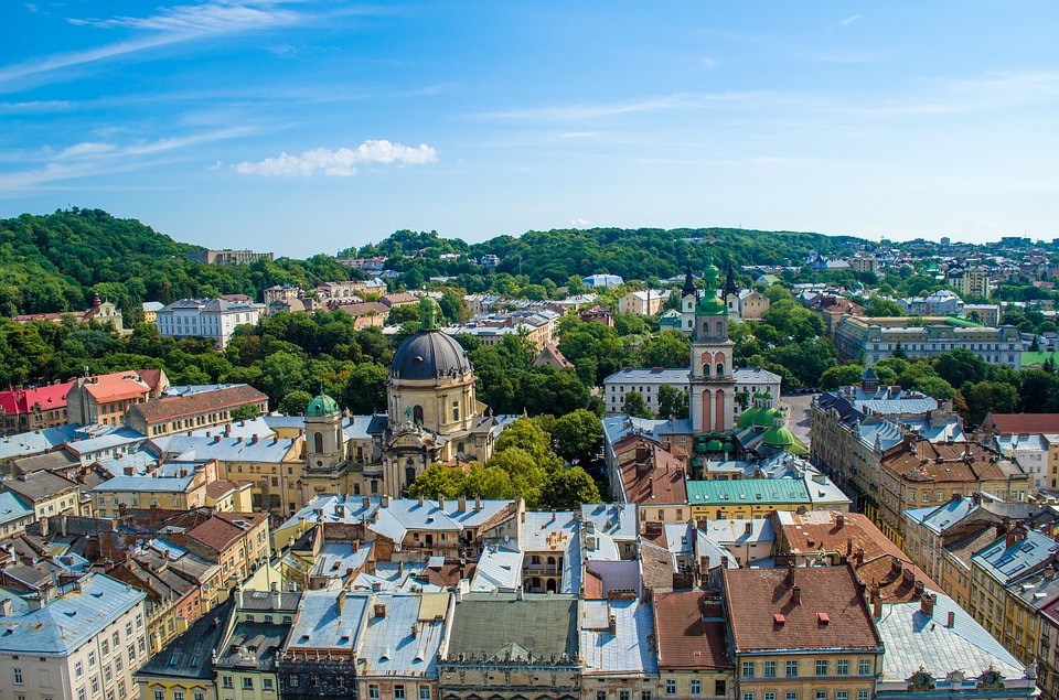 Vacanta la Kiev si Lviv