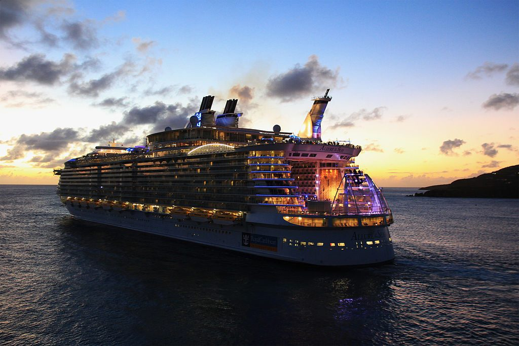 7 nopti in Caraibele de Est pe vasul Allure of the Seas