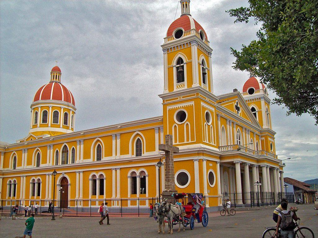Comori coloniale in America Centrala