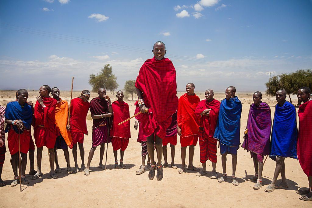 Safari in Rwanda si Kenya