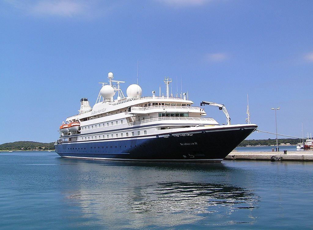 Dertour Deluxe Croaziera Marea Mediterana - SeaDream 2