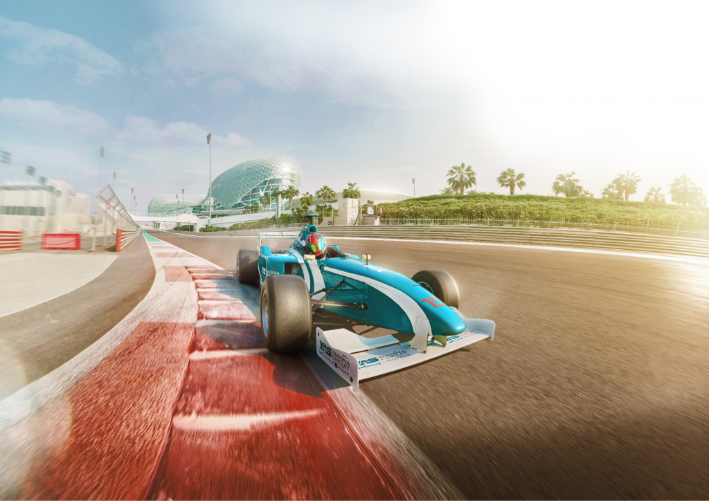 Formula 1 Ethiad Airways Abu Dhabi Grand Prix