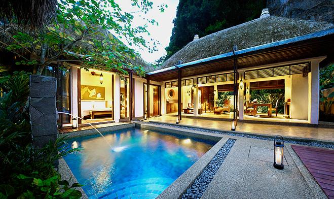 Relaxare in cadrul resortului Banjaran Retreat Ipoh - Malaezia