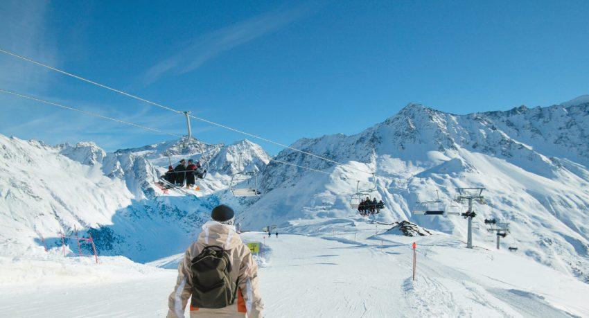 Beneficiile unei vacante la ski