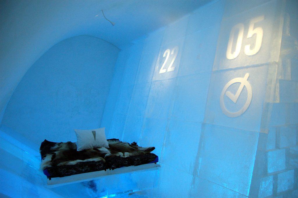 DERTOUR Vacante inedite - Suedia ICEHOTEL