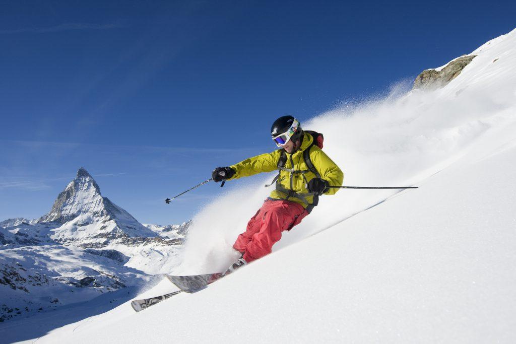 Vacanta copiilor la schi in Elvetia