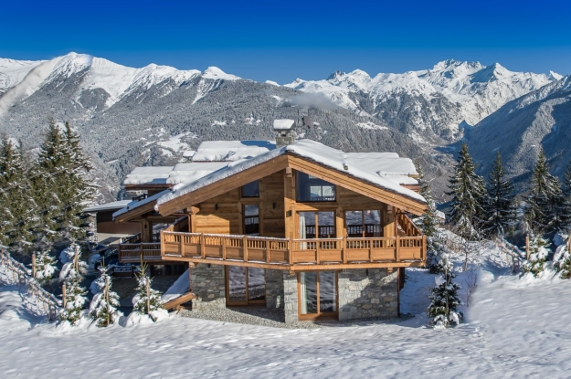 CHALET ANCOLIE | COURCHEVEL VILLAGE