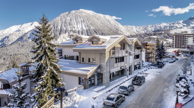 OFERTA Carre Blanc Residence - Courchevel