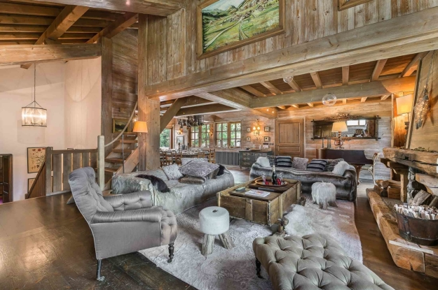 CHALET PARTAGAS | COURCHEVEL 1550