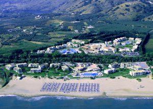 pilot beach resort vacanta cu familia in grecia