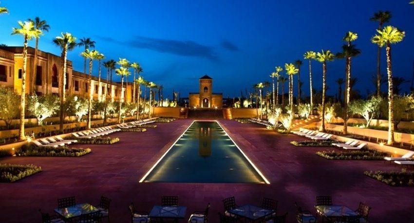Maroc, taramul fermecat