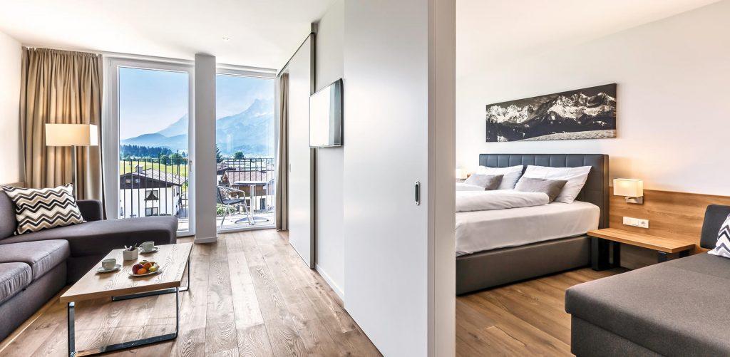 AUSTRIA| KITZBUEHLER ALPEN - lti alpenhotel Kaiserfels