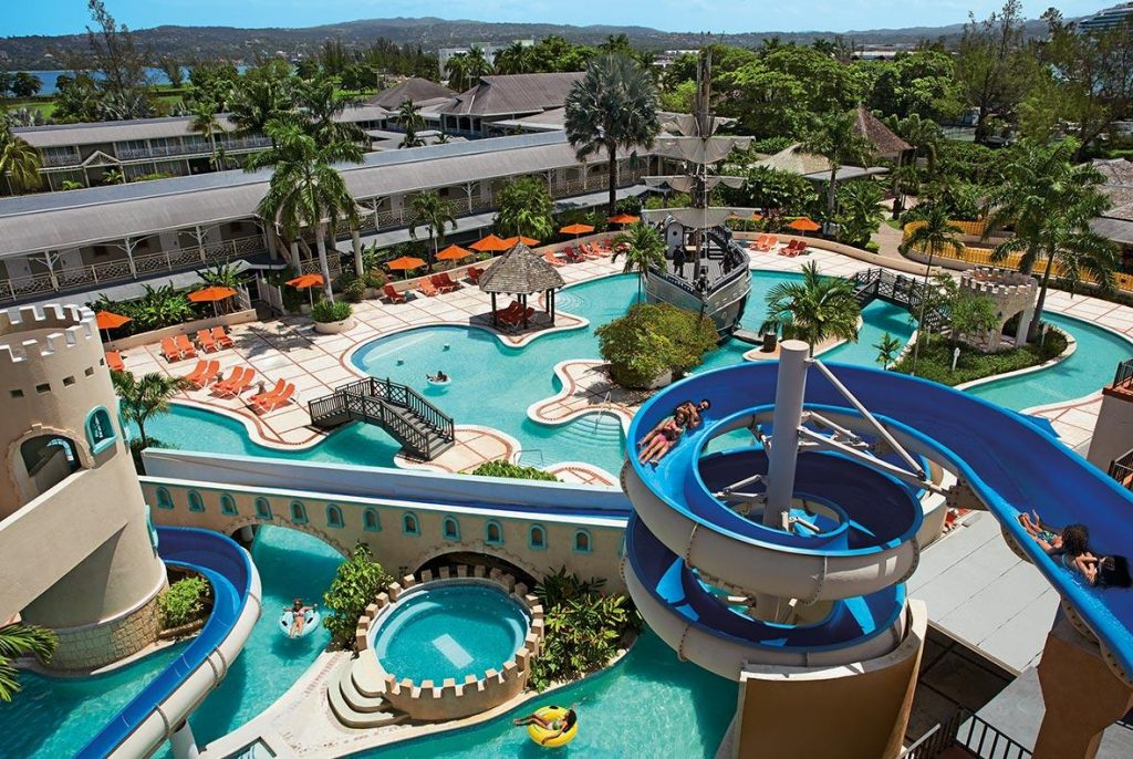 "JAMAICA - ""The Island in the Sun"" - Montego Bay - Sunscape Splash Montego Bay by AMResorts"