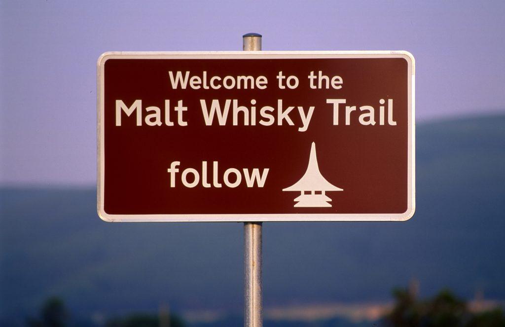 Tur Scotia - Speyside Whisky Trail