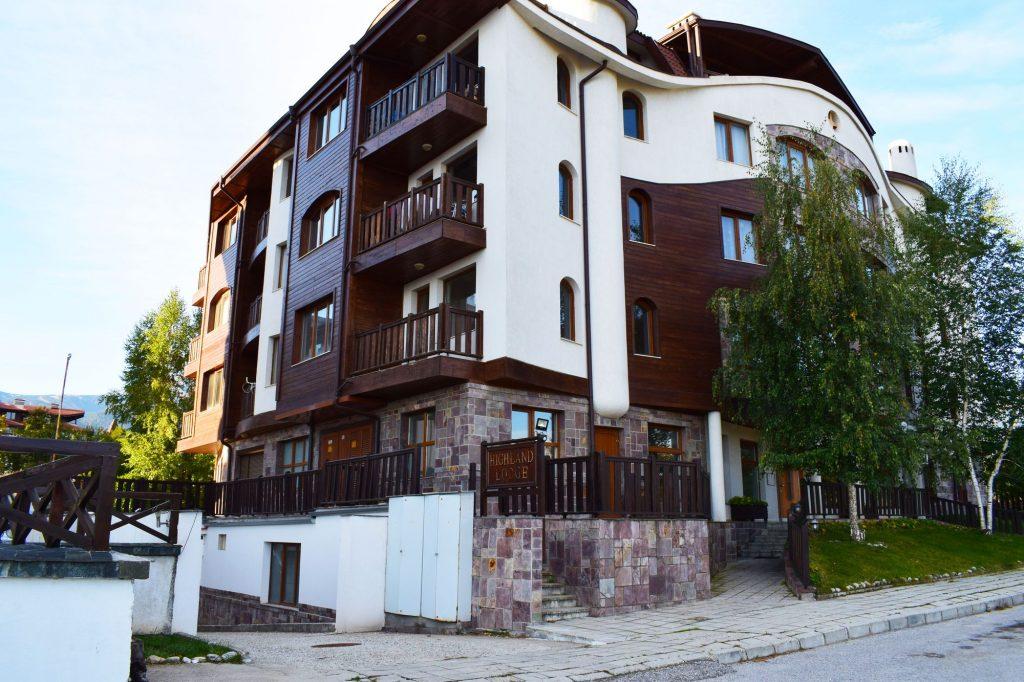 Vacanta la schi in Bansko – Bulgaria - Apartament de lux in complexul Highland Lodge