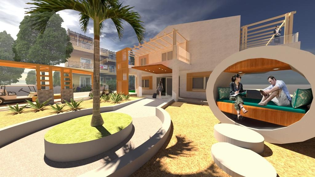 Thassos, Tripiti – Limenaria -Hotel ZOE