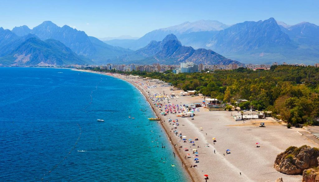 Turcia - ANTALYA oferte Early Booking de pana la 25%!