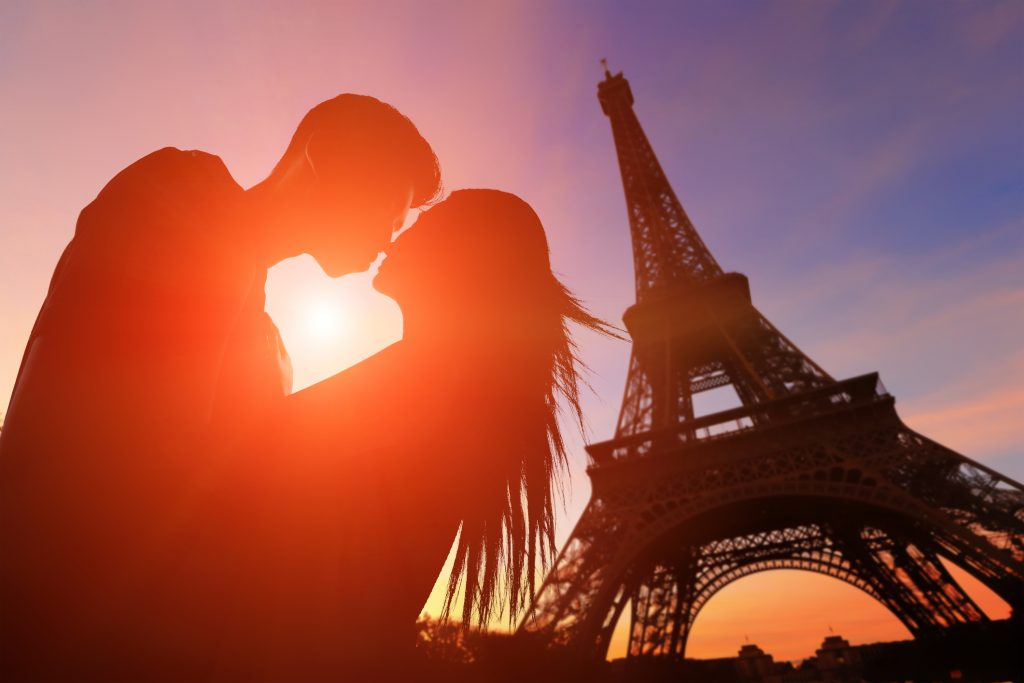 City Break de Valentine's day la Paris
