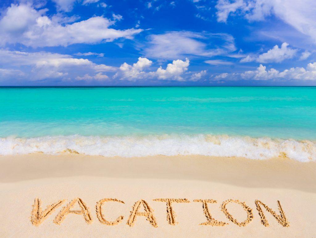 Vacanta ta la plaja!