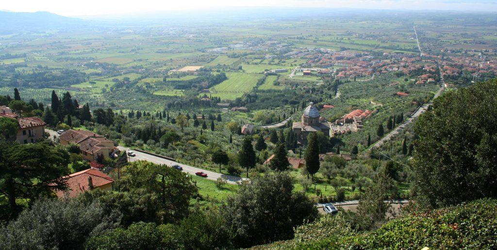 Descoperiti Cortona – una din bijuteriile Toscanei