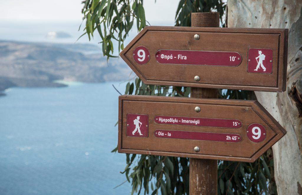 Drumetie in insulele Naxos si Santorini