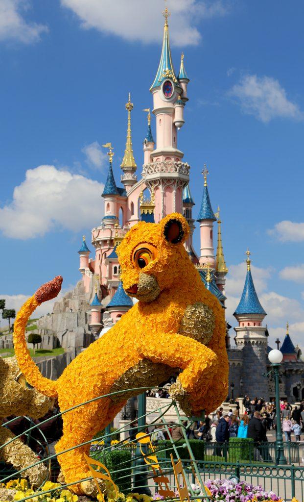 Sarbatoarea Regele Leu si Festivalul Junglei la Disneyland Paris
