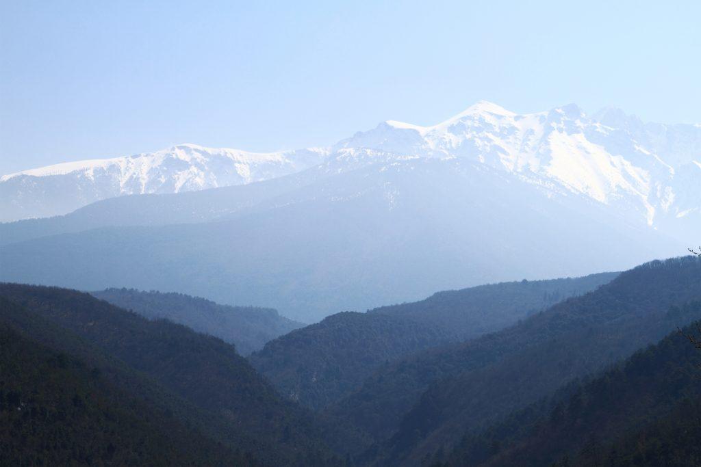 Drumetie pe muntele Olimp