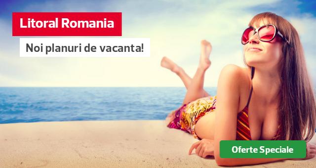 Litoral Romania - Mamaia: Noi planuri de vacanta cu oferte speciale!