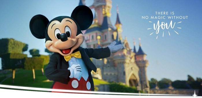 Garantia unui sejur ZEN la Disneyland Paris