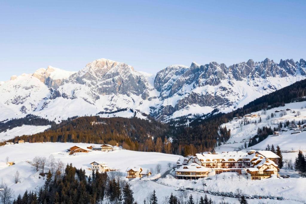 Vacanta la schi in Austria