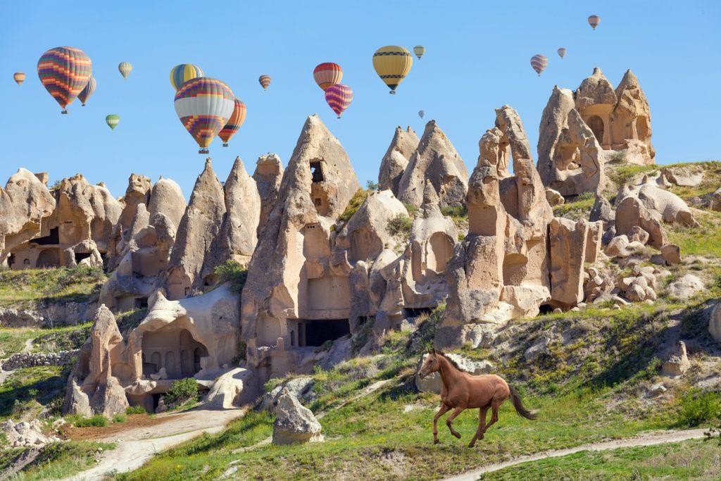 Taramul magic al Turciei – Cappadocia