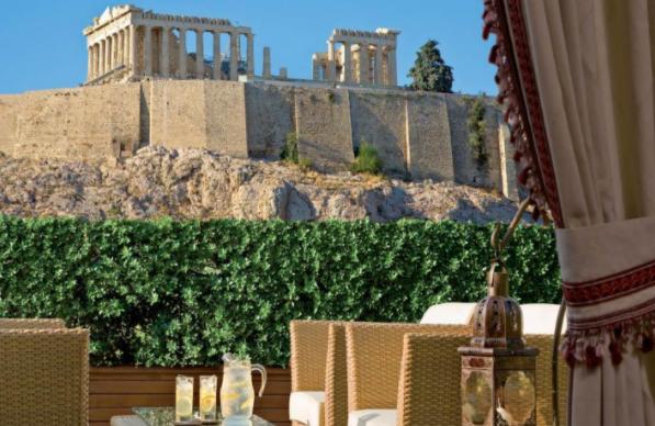 City Break Atena - Divani Palace Acropolis