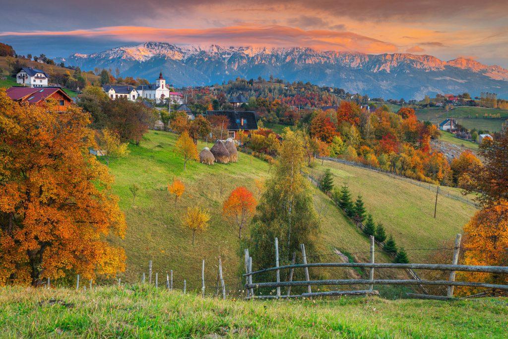 Romania: locatii inedite pentru mini-vacante de toamna