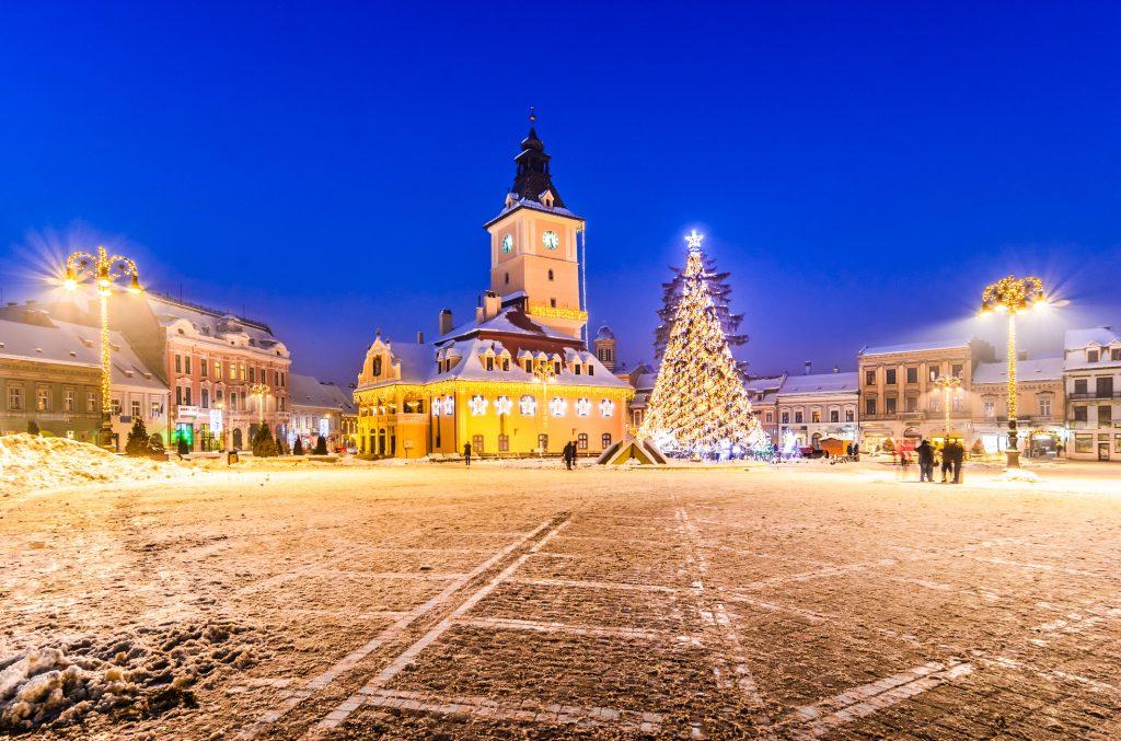 Sarbatori de iarna in Romania: De la 695 RON/pers.