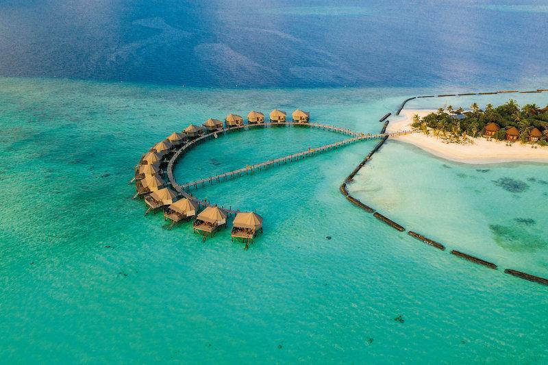 NOU Charter Maldive - plecare 30.04