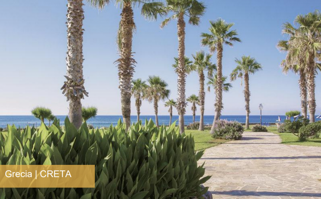 Creta Vara 2021 - Calimera Sirens Beach