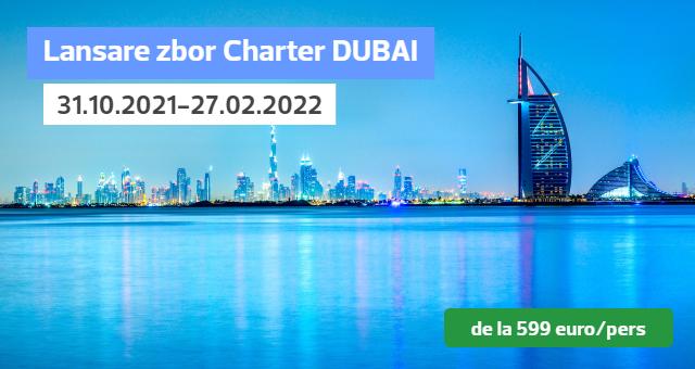 Vacante de toamna-iarna in DUBAI cu zbor charter