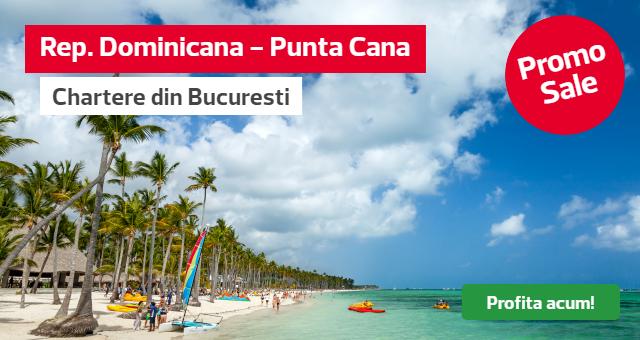 Vacanta in Republica Dominicana - Punta Cana